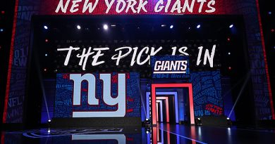 2017 NFL Football Draft NY Giants