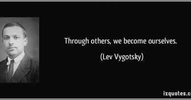 Vygotsky Zone of Proximal Development