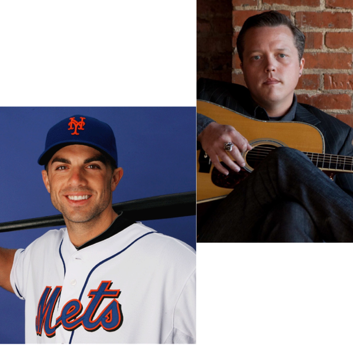 Jason Isbell and David Wright