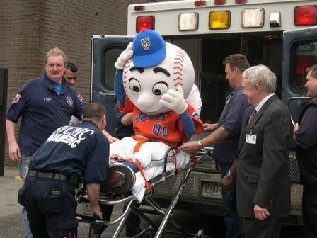 Injured Mets