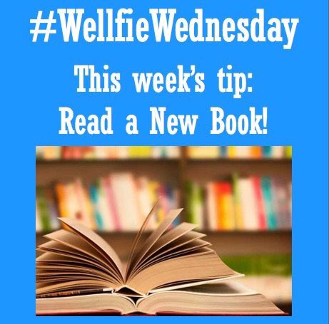 Wellfie Wednesday Books