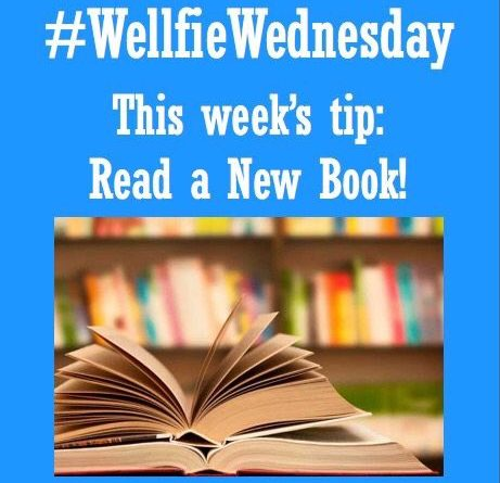 Wellfie Wednesday Books