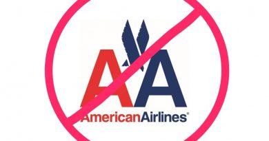 Boycott American Airlines