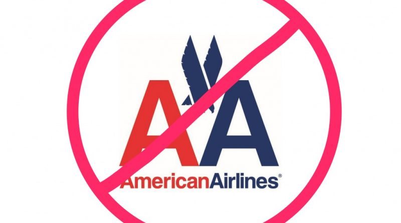 Boycott American Airlines