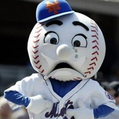Sad Mr Met