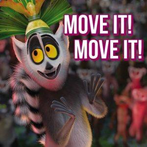 Move it, move it