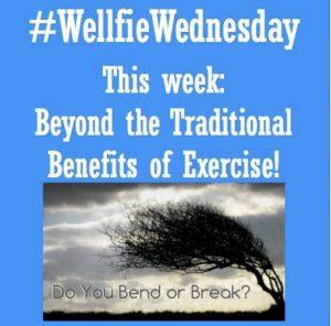 Wellfie Wednesday.