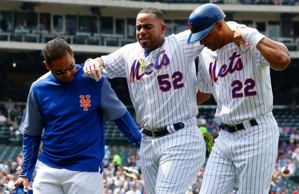 Yoenis Cespedes Injury