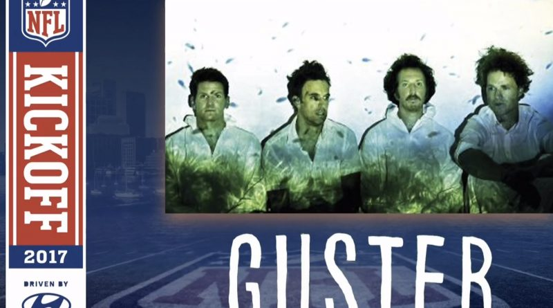 GUSTER NFL