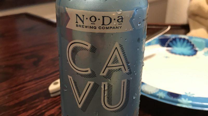 NODA: CAVU Blonde Ale