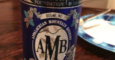 Panic Water by Appalachian Mountain Brewery