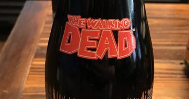 Walking Dead Blackstrap Molasses Stout