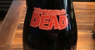 Walking Dead Blackstrap Molasses Stout