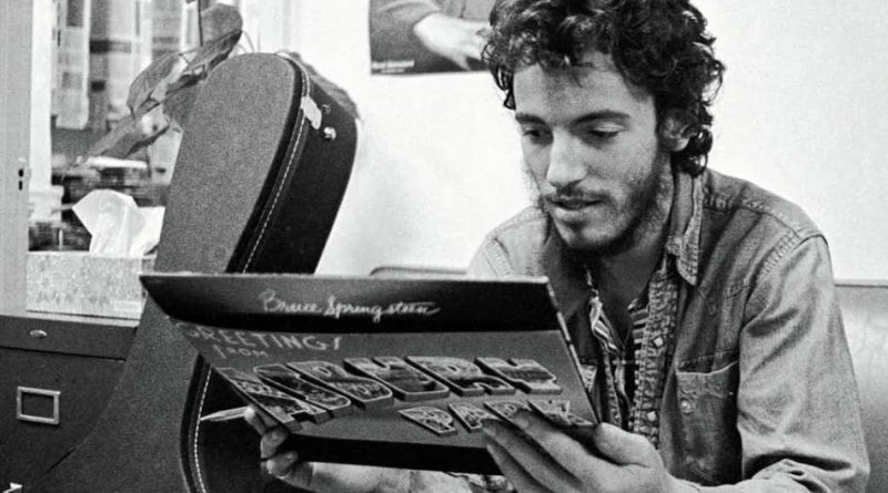 "Bruce Springsteen ""The Boss"""