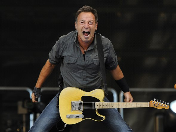Being A Boss! (Springsteen In His Own Words)