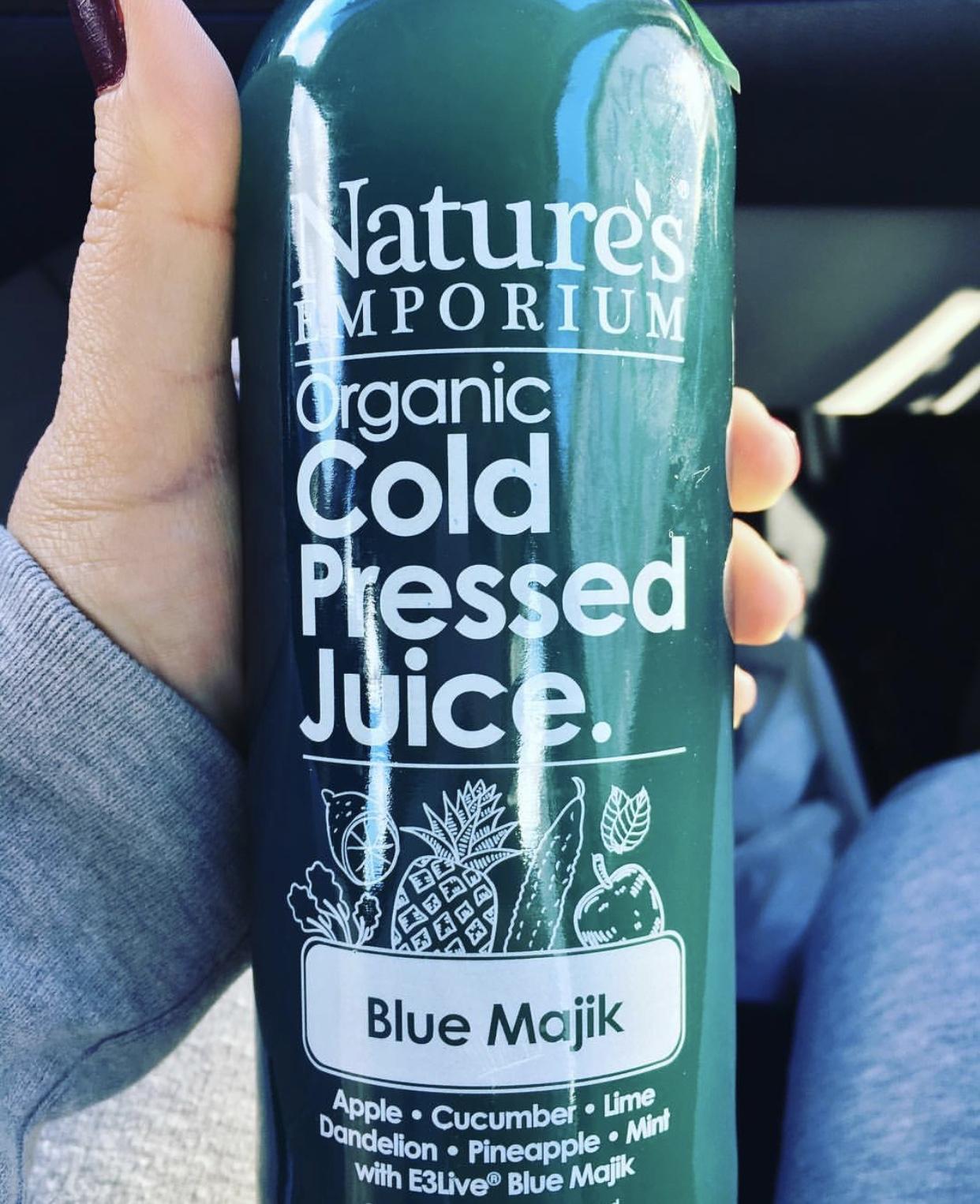 Blue Majik Drink