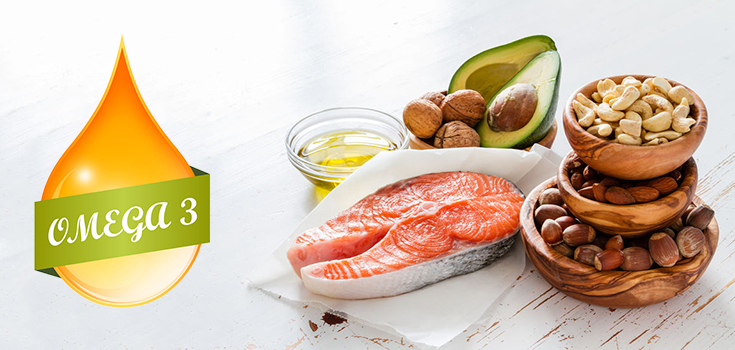 Omega-3 Fatty Acid Foods