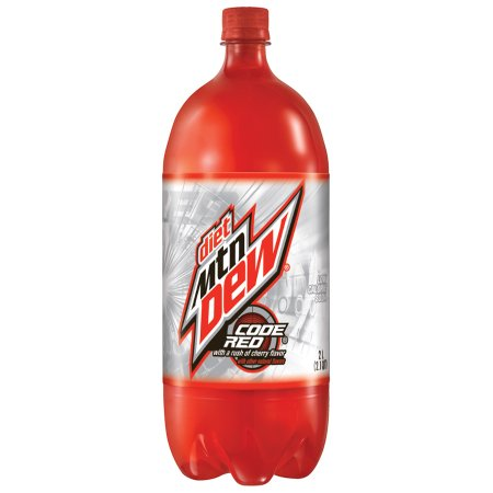 My Breakup Story (With Diet Code Red Mountain Dew)