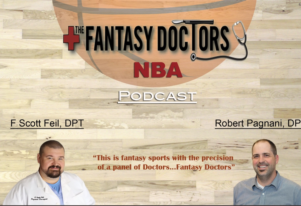Big Announcement: PT Educator Meets Fantasy Doctors Podcast Style!