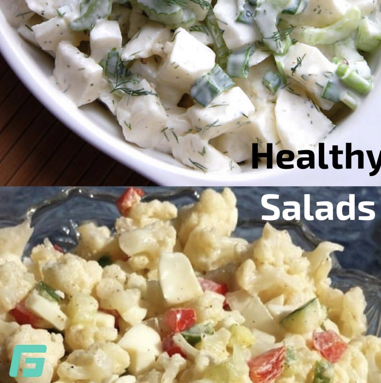 Healthy Salads For The Holidays