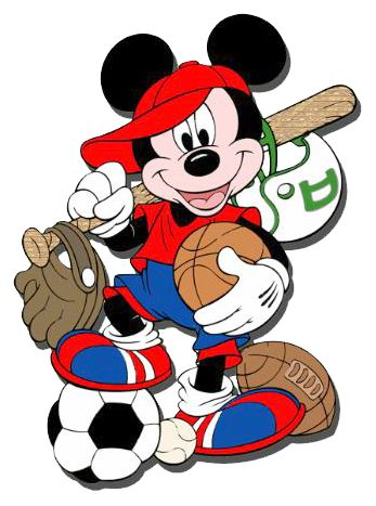 Disney Does Sports (and Everything Else) RIGHT!