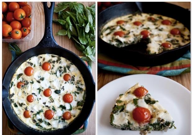 Foodie Friday Blog Post: Egg White Veggie Bake Recipe