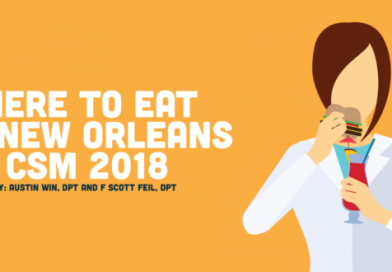 Where to Eat When in New Orleans: APTA CSM EDITION