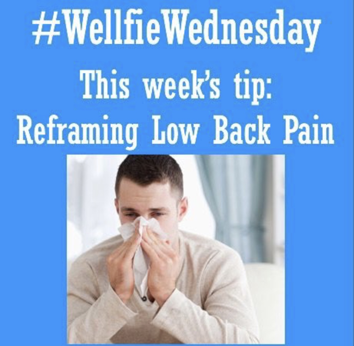 Reframing Low Back Pain