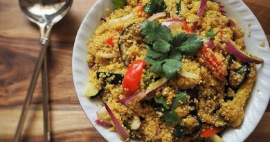 What the Heck is Quinoa?