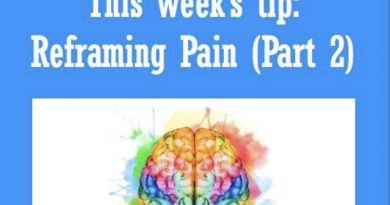 Wellfie Wednesday Blog Post: Reframing Low Back Pain Part 2