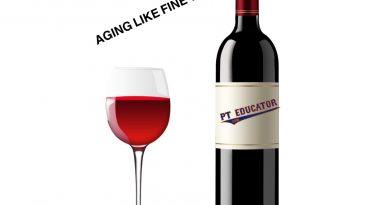 Wellfie Wednesday: Aging Like Fine Wine