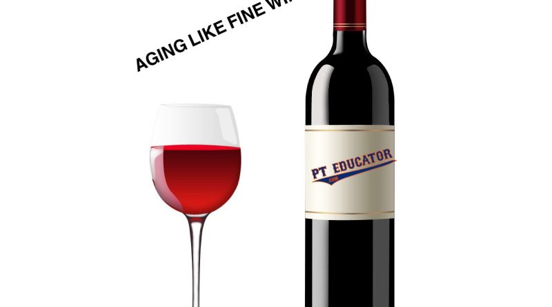 Wellfie Wednesday: Aging Like Fine Wine
