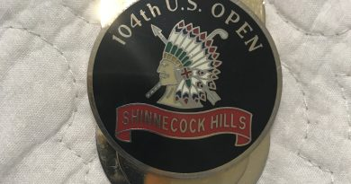 US Open at Shinnecock Hills A Sentimental One For Me